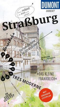 DuMont direkt Reiseführer Straßburg von Kalmbach,  Gabriele