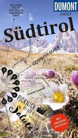 DuMont direkt Reiseführer Südtirol von Kuntzke,  Reinhard