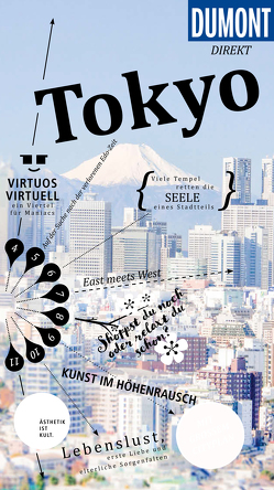 DuMont Direkt Reiseführer Tokyo von Arndt,  Rufus