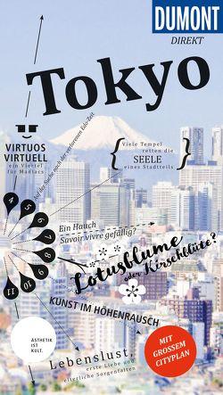 DuMont Direkt Reiseführer Tokio von Arndt,  Rufus