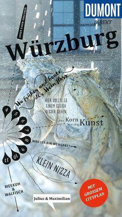 DuMont Direkt Reiseführer Würzburg von Ratay,  Ulrike