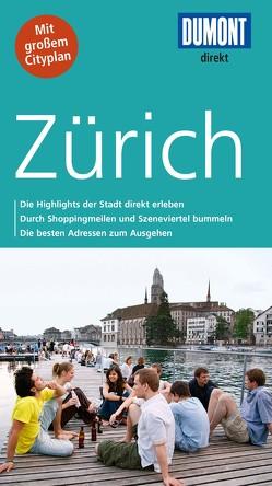 DuMont direkt Reiseführer Zürich von Eue,  Johannes, Scholz,  Sabine