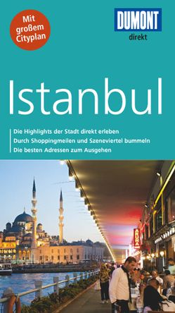 DuMont direkt Reiseführer Istanbul von Daners,  Peter, Ohl,  Volker