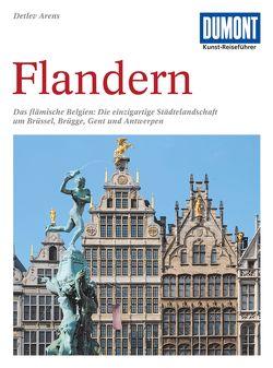 DuMont Kunst-Reiseführer Flandern von Arens,  Detlev