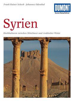 DuMont Kunst-Reiseführer Syrien von Odenthal,  Johannes, Scheck,  Frank Rainer