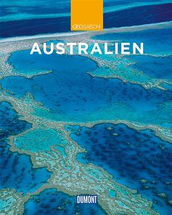 DuMont Reise-Bildband Australien von Dusik,  Roland, v. Hessert-Fraatz,  Marlis