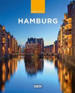 DuMont Reise-Bildband Hamburg von Maunder,  Hilke, Pinck,  Axel, v. Hessert-Fraatz,  Marlis