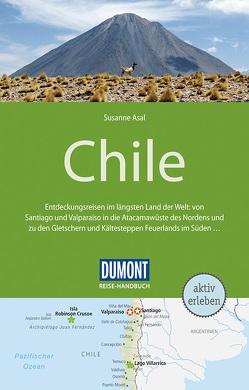 DuMont Reise-Handbuch Reiseführer Chile von Asal,  Susanne