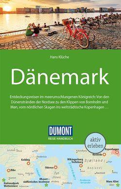 DuMont Reise-Handbuch Reiseführer Dänemark von Klüche,  Hans