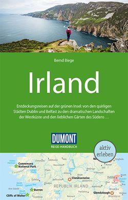 DuMont Reise-Handbuch Reiseführer Irland von Biege,  Bernd