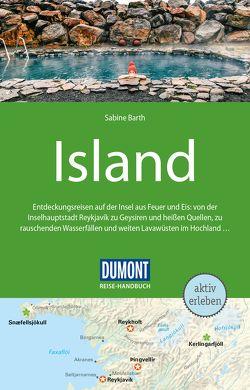 DuMont Reise-Handbuch Reiseführer Island von Barth,  Sabine