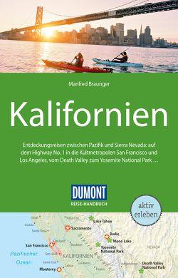 DuMont Reise-Handbuch Reiseführer Kalifornien von Braunger,  Manfred