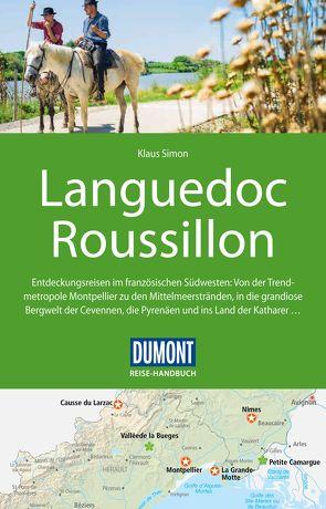 DuMont Reise-Handbuch Reiseführer Languedoc Roussillon von Simon,  Klaus