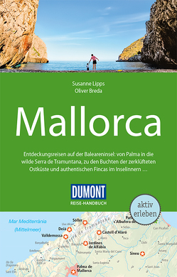 DuMont Reise-Handbuch Reiseführer Mallorca von Breda,  Oliver, Lipps,  Susanne