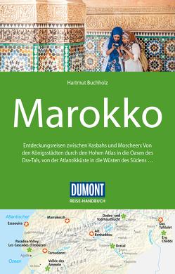 DuMont Reise-Handbuch Reiseführer Marokko von Buchholz,  Hartmut