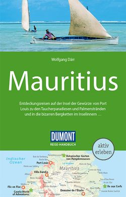 DuMont Reise-Handbuch Reiseführer Mauritius von Därr,  Wolfgang