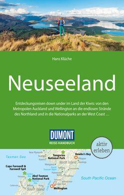 DuMont Reise-Handbuch Reiseführer Neuseeland von Klüche,  Hans