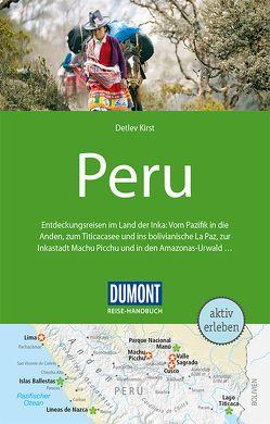 DuMont Reise-Handbuch Reiseführer Peru von Kirst,  Detlev