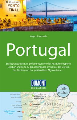 DuMont Reise-Handbuch Reiseführer Portugal von Strohmaier,  Jürgen