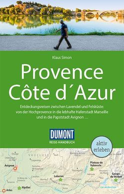 DuMont Reise-Handbuch Reiseführer Provence, Côte d'Azur von Simon,  Klaus