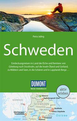 DuMont Reise-Handbuch Reiseführer Schweden von Juling,  Petra
