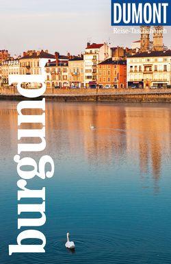 DuMont Reise-Taschenbuch Burgund von Simon,  Klaus