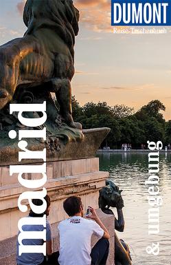 DuMont Reise-Taschenbuch Madrid und Umgebung von García Blázquez,  Manuel, Hälker,  Maria Anna