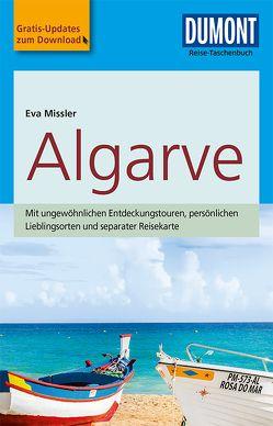 DuMont Reise-Taschenbuch Reiseführer Algarve von Missler,  Eva