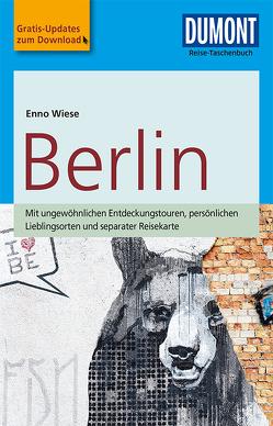 DuMont Reise-Taschenbuch Reiseführer Berlin von Wiese,  Enno