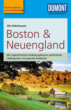 DuMont Reise-Taschenbuch Reiseführer Boston & Neuengland von Helmhausen,  Ole