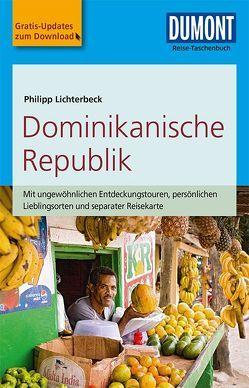 DuMont Reise-Taschenbuch Reiseführer Dominikanische Republik von Lichterbeck,  Philipp