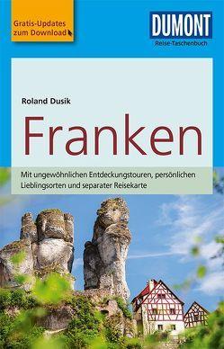 DuMont Reise-Taschenbuch Reiseführer Franken von Dusik,  Roland