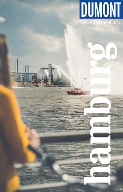 DuMont Reise-Taschenbuch Reiseführer Hamburg von Kobiella,  Rayka