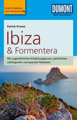 DuMont Reise-Taschenbuch Reiseführer Ibiza & Formentera von Krause,  Patrick