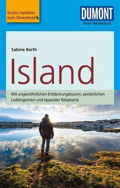 DuMont Reise-Taschenbuch Reiseführer Island von Barth,  Sabine