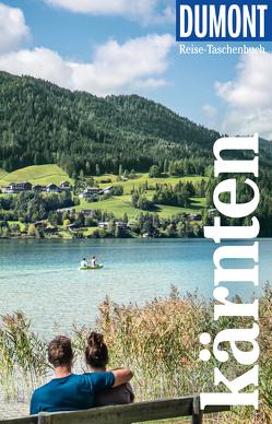 DuMont Reise-Taschenbuch Reiseführer Kärnten von Weiss,  Walter M.