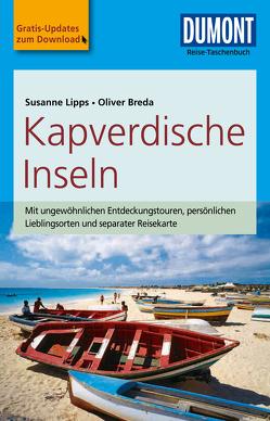 DuMont Reise-Taschenbuch Reiseführer Kapverdische Inseln von Breda,  Oliver, Lipps-Breda,  Susanne