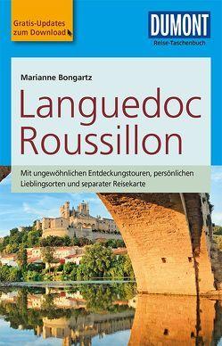 DuMont Reise-Taschenbuch Reiseführer Languedoc & Roussillon von Bongartz,  Marianne