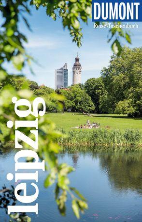 DuMont Reise-Taschenbuch Reiseführer Leipzig von Buhl,  Susann, Goldammer,  Anna-Sylvia