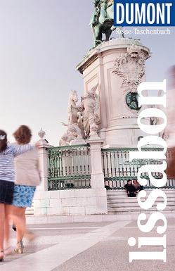 DuMont Reise-Taschenbuch Lissabon von Strohmaier,  Jürgen