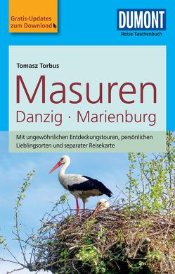 DuMont Reise-Taschenbuch Reiseführer Masuren, Danzig, Marienburg von Torbus,  Tomasz