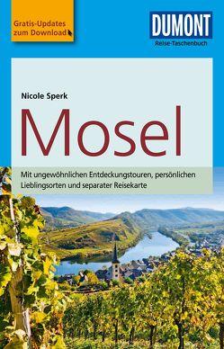 DuMont Reise-Taschenbuch Reiseführer Mosel von Sperk (geb. Heß),  Nicole