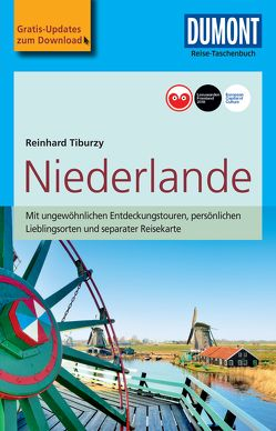 DuMont Reise-Taschenbuch Reiseführer Niederlande von Tiburzy,  Reinhard