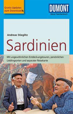 DuMont Reise-Taschenbuch Reiseführer Sardinien von Stieglitz,  Andreas