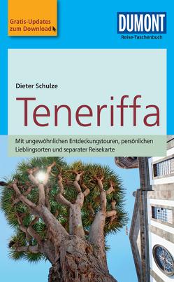 DuMont Reise-Taschenbuch Reiseführer Teneriffa von Schulze,  Dieter