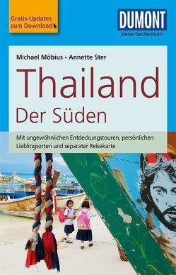 DuMont Reise-Taschenbuch Reiseführer Thailand Der Süden von Möbius,  Michael, Ster,  Annette