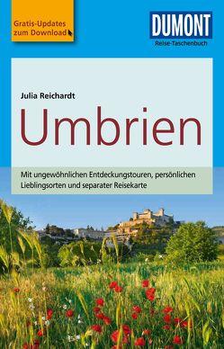 DuMont Reise-Taschenbuch Reiseführer Umbrien von Reichardt,  Julia