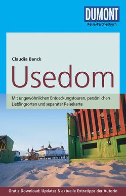 DuMont Reise-Taschenbuch Reiseführer Usedom von Banck,  Claudia