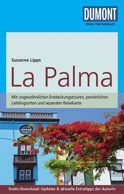 DuMont Reise-Taschenbuch Reiseführer La Palma von Lipps-Breda,  Susanne