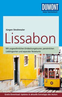 DuMont Reise-Taschenbuch Reiseführer Lissabon von Strohmaier,  Jürgen